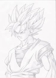 son goku by mkw no ossan on deviantart