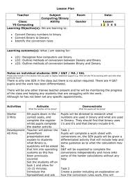 Spreadsheet Lesson Plans For High by Rhall13 S Shop Teaching Resources Tes