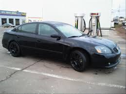 nissan altima blacked out image gallery 2005 altima black