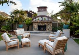 Wicker Patio Furniture San Diego by Fabulous Ceramic Garden Stool With Palm Trees Patio Furniture