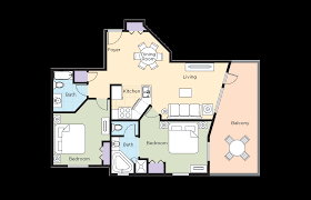 Phoenix Convention Center Floor Plan Club Wyndham Wyndham La Cascada