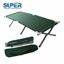 Portable Folding Bed Portable Folding Outdoor Cing Cot Foldable Cing