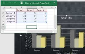 powerpoint 2016 charts full page
