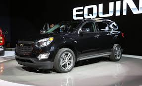 2018 chevrolet equinox review u2013 interior exterior engine