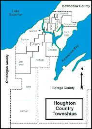 map of calumet michigan canadian genealogical research in houghton county michigan