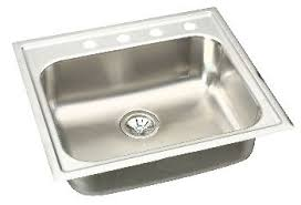 Elkay EG Gourmet Elumina Single Bowl Kitchen Sink - Single bowl kitchen sinks