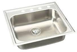 Elkay EG Gourmet Elumina Single Bowl Kitchen Sink - Stainless steel single bowl kitchen sink