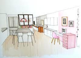comment dessiner une chambre en perspective chambre en perspective dessin perspective la apprendre a dessiner