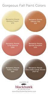 benjamin moore paint colors fall inspired paint colors by benjamin moore u2013 blackhawk hardware