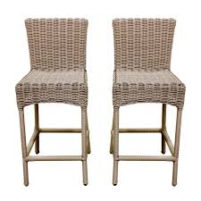 bar stools backless bar stools pier one wicker counter big lots