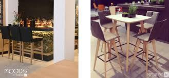 chaise ilot cuisine chaise haute pour ilot central chaises hautes mobitec eliptyk