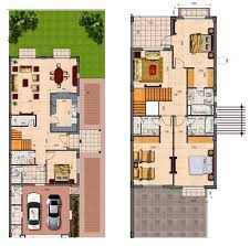 villa floor plans prime villas floor plans 4 semi detached 5 bedrooms villas