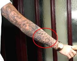 david beckham sleeve tattoos meaning u0026 pictures of each arm tattoo