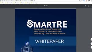 smartre sre ico review 2017 residential us real estate