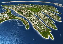 artificial archipelagos dubai united emirates travel