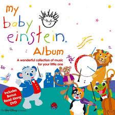 baby album my baby einstein album dvd co uk