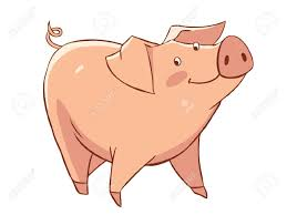 cartoon pig stock photos royalty free cartoon pig images and pictures
