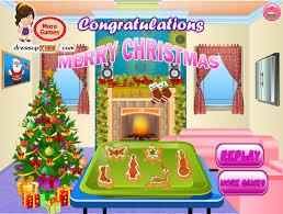 christmas cookies game christmas lights decoration