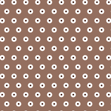 photo collection wallpaper polka brown white