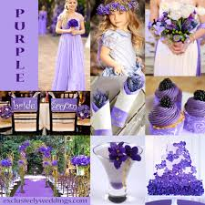 colors that match with purple purple wedding color combination options exclusively weddings