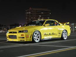 nissan skyline gtr r34 yellow drive pinterest skyline gtr