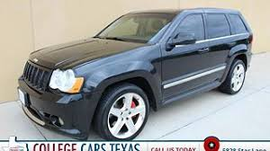 used jeep grand houston used jeep grand srt8 for sale in houston tx