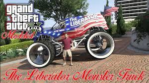 monster trucks on youtube videos gta 5 modded liberator monster truck 2 gamesave download youtube