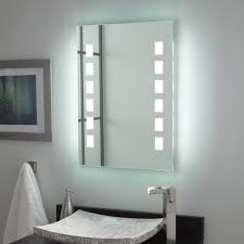 Lighted Mirror Bathroom Volta Led Lighted Mirror Bathroom