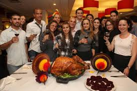 ynetnews olim celebrate thanksgiving in ta