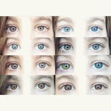 light blue eye contacts freshlook colorblends