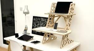 diy standing desk converter standing desk converter diy medium size of home unusual standing