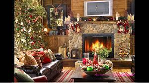 living room home interior christmas decorations grey christmas