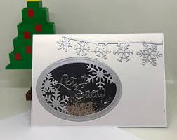 let it snow card etsy