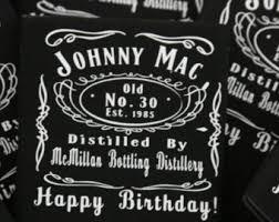 whiskey label etsy