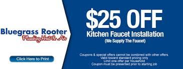 Kitchen Faucet Brand Logos Kitchen Plumbing Sink U0026 Garbage Disposal Repair Service