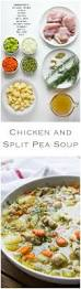 thanksgiving peas chicken split pea soup little broken