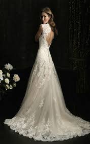 wedding dresses vintage vintage a line lace wedding dress with elite wedding looks