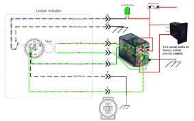 e locker wiring help please yotatech forums