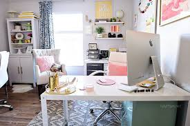 home office space decorating a shared home office tidymom