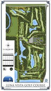 Dallas Galleria Map Dallas Golf Course Luna Vista Golf Course