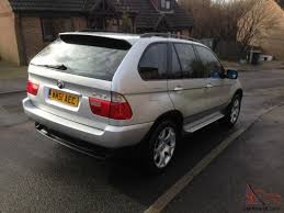 2001 bmw x5 3 0 sport rare manual new mot taxed 4x4 swap classic ford