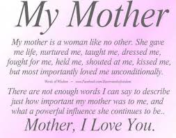 best mothers day quotes to on wooinfo