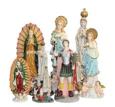 custom made jesus on the cross figurines for home decorative in
