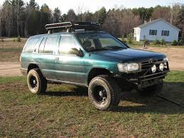 lifted nissan pathfinder lifted r50 pathfinder 5spd 2800ob great lakes 4x4 the largest