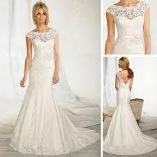 amazing vintage wedding dresses vintage lace fishtail wedding dresses ipunya