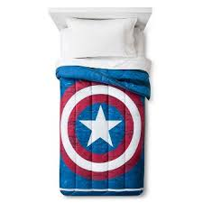 captain america bedding collection target