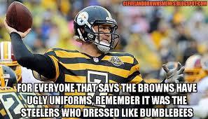 Funny Steelers Memes - cleveland browns memes more ben bashing