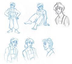 prince drawings aladdin kimnarsete deviantart