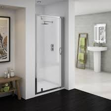 Shower Door 720mm Newark 1850mm Pivot Shower Door Now At Plumbing Co Uk