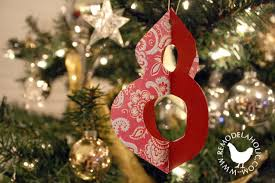 M M Christmas Decorations by Remodelaholic 35 Paper Christmas Decorations To Make This